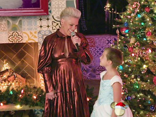 Pink's 9-Year-Old Daughter Just Debuted Her Incredible Singing Voice