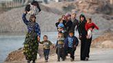 Turkey says mass grave found in Syria's Afrin