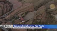 Colorado Symphony Orchestra Welcomes Fans To Red Rocks For Music Of John Williams