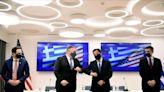 Pompeo urges Greece, Turkey to resolve Mediterranean row