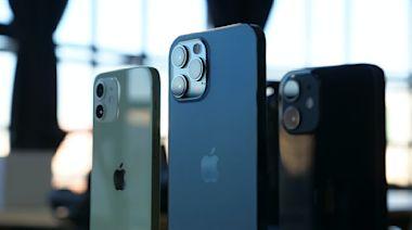 iPhone 12降幅近4000元!第一季手機降價榜單出爐