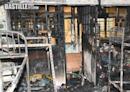 油麻地起火板間房嚴重焚毀 碌架床燒剩鐵架   社會事