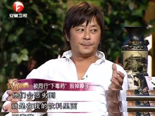王傑嗓子被毒啞之謎:謝霆鋒為他背黑鍋多年,事實到底如何?