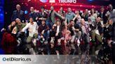 Las estrellas de la música española siguen siendo blancas