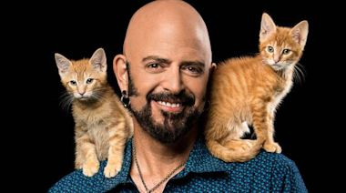 Jackson Galaxy Is Returning With My Cat From Hell Coronavirus Special to Help With Feisty Felines