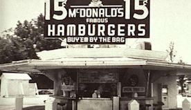 How America's fast food has changed in every decade