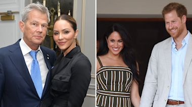 "Katharine McPhee Said David Foster and Prince Harry Are ""Like Father and Son"""