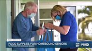 FPL, Community Cooperative, and Meals on Wheels partners to help homebound seniors with supplies