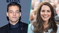 Rami Malek Offered To Babysit Kate Middleton & Prince William's Kids: She Was 'Taken Aback'