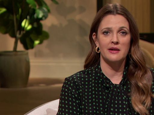 Drew Barrymore gets emotional talking divorce, 'intimidating' search for new love
