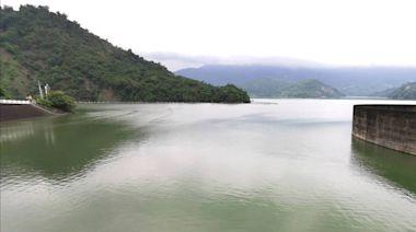 曾文水庫雨量達71.1毫米 南水局:維持每秒100立方米調節性放水