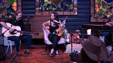 Jason Isbell, Amanda Shires Mock Van Morrison, Share 'Into the Mystic' Cover