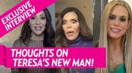 Melissa Gorga Confirms Teresa Giudice 'Moved In' With Boyfriend Luis Ruelas