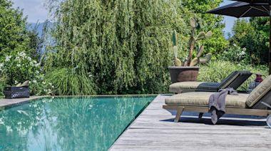 走進意大利倫巴第的湖邊別墅