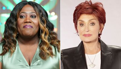 Sheryl Underwood Addresses Why She Didn't Answer Sharon Osbourne's Texts as The Talk Returns