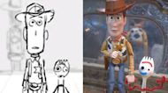 Pixar's 'Toy Story 4' won the Oscar for best animated feature. Take a closer look at how the movie was animated from start to finish.