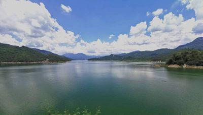 颱風雨彈狂炸!12水庫「蓄水率逾90%」 3座水庫滿了