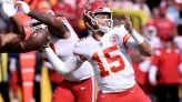 Patrick Mahomes takes blame for Chiefs' offensive struggles vs. Titans: 'Today it was probably me'