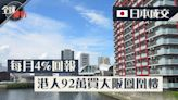 全球樓行.日本成交︱港人92萬買大阪鳳凰樓收租 每月4%回報 | 蘋果日報