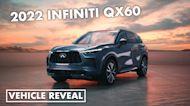2022 Infiniti QX60 revealed