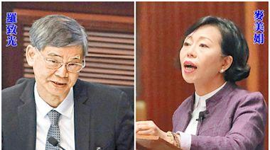 政Whats噏:年初拒要求外傭強檢成漏洞 議員怒轟羅致光係香港罪人