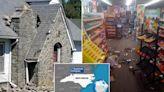 美北卡5.1級地震「當地百年最大」!石牆碎裂、民眾驚逃 | 國際 | NOWnews 今日新聞