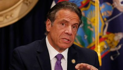 Cuomo is reportedly being investigated over his pandemic book