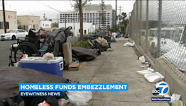 Three charged in scheme to steal public funds meant to help homeless
