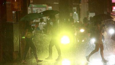 今晚到明天大雨夜襲 本周天氣出爐 這天起降雨機率高