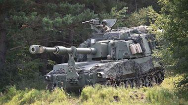 拜登售台武器!美方近期將公告「M109A6自走砲」來了