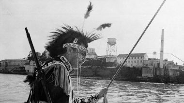 """""""Indian Land Forever"""": The 50th anniversary of the Alcatraz Island takeover"""