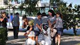 La policía cubana asegura en televisión nacional no haber agredido a los manifestantes del 11J