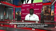 Leonard Fournette: 'I was shocked' when Tom Brady recruited me to Bucs