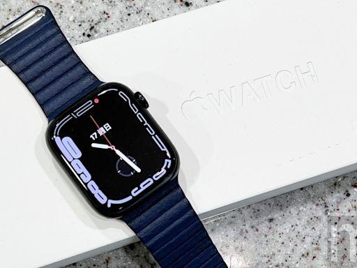 Apple Watch series 7動手戴:微幅升級、更好的使用體驗 - Cool3c
