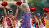 Jill Biden getting procedure on foot after Hawaii visit