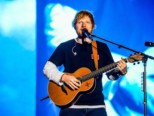Ed Sheeran teases bold new look ahead of new single 'Bad Habits' release