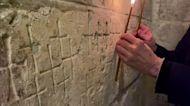 3D imaging sheds light on Holy Sepulchre 'graffiti'
