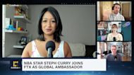 NBA Star Steph Curry Joins Tom Brady as FTX Ambassador