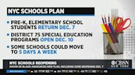 NYC Public Schools To Begin Reopening In Phases On Dec. 7