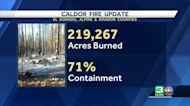 California wildfire update: Sept. 16, 2021