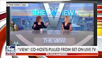 'View' hosts pulled from set due to positive COVID tests before VP Harris interview