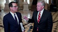White House pushes for limited stimulus bill