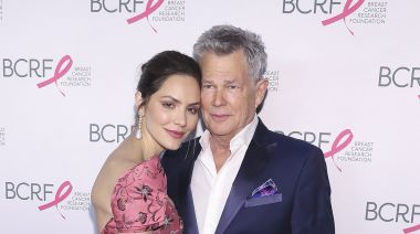 Katharine McPhee & David Foster Are Married! Everything We Know About Their London Wedding