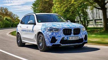 BMW 夥拍 Toyota 開發氫氣車 馬路實測照片曝光! - DCFever.com