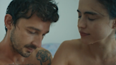 Shia LaBeouf and Margaret Qualley appear nude in experimental music video for Rainsford
