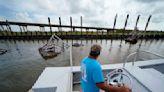 Louisiana's struggling seafood industry teetering after Ida