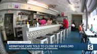 'We did not sell out.' After 31 years, Hermitage Cafe is closing at the end of October