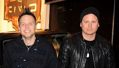 Tom DeLonge Reveals He and Blink-182's Mark Hoppus Have 'Completely Repaired' Their Friendship