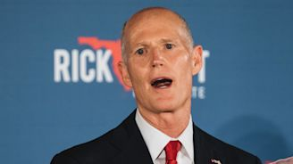 Rick Scott Claims Fraud, Seeks Florida Law Enforcement Probe Of Election Officials