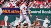 Padres Cardinals Baseball